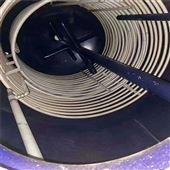 5000L现货出售二手内盘管搪玻璃反应釜