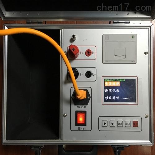 五级承试高精度智能回路电阻测试仪