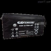 12V158AH大力神蓄电池C D12-158A LBT正品