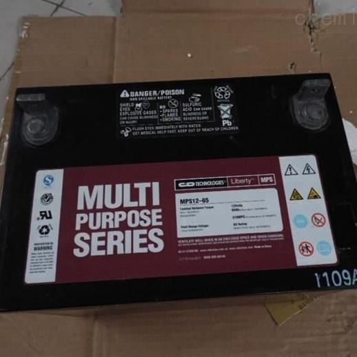 大力神蓄电池MPS12-65品牌报价