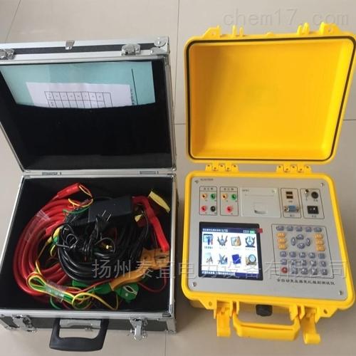 TY五级承试全自动变压器变比测试仪