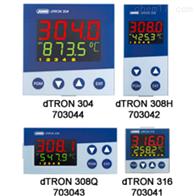 dTRON 304/308/316德国久茂JUMO紧凑型可编程调节器