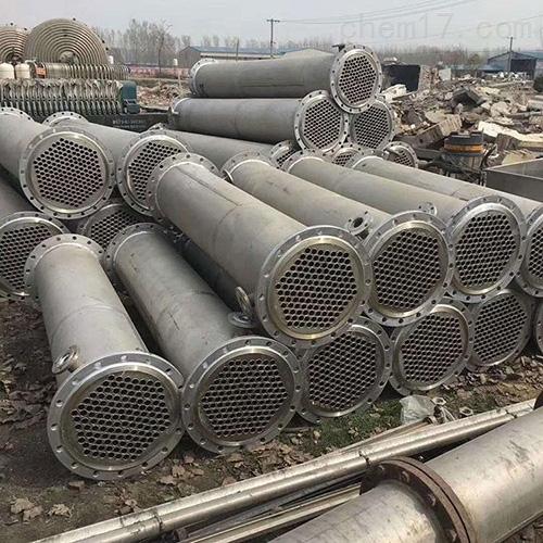 列管不锈钢冷凝器品质可靠