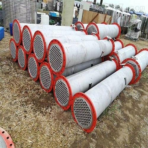 二手钛材质冷凝器品质