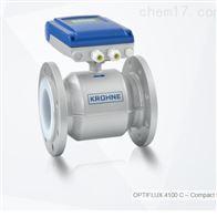 OPTIFLUX 4100德国科隆KROHNE电磁流量计