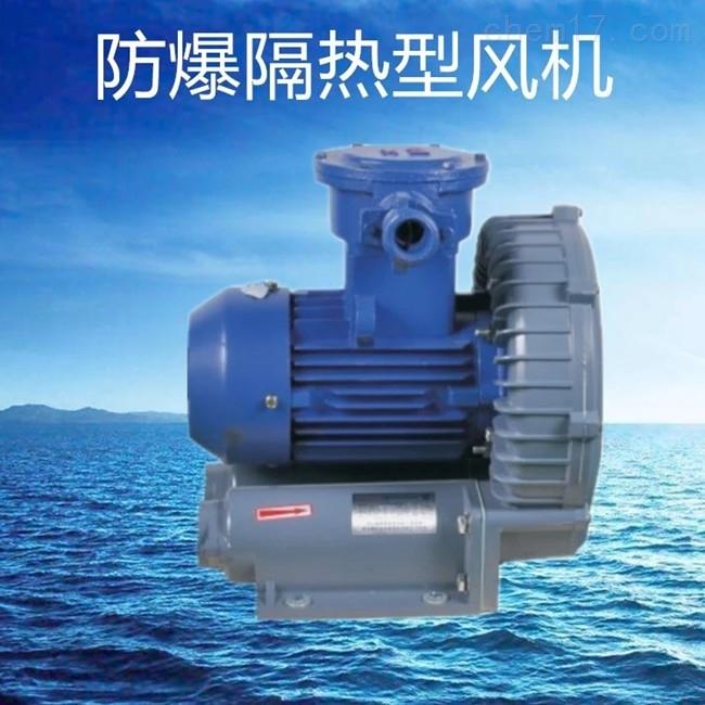 0.4KW高压漩涡防爆风机