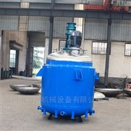 電加熱不銹鋼反應釜定制