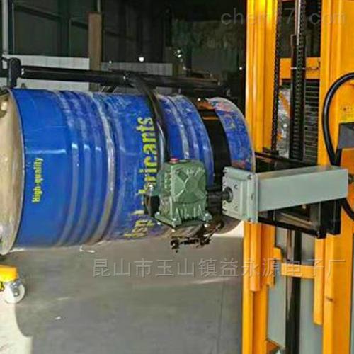 宁波标准油桶秤,300kg倒桶电子车秤