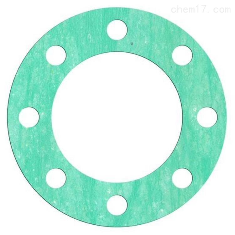 非石棉纤维带孔垫片  非橡胶垫片