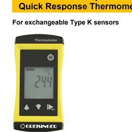 G1200Greisinger热电偶快速响应温度计手持式仪器
