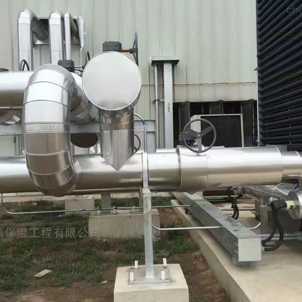 广州锅炉机房管道保温工程施工队