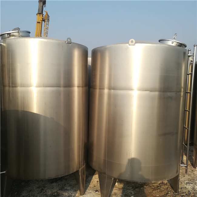 加工定做不锈钢储罐 二手不锈钢储罐