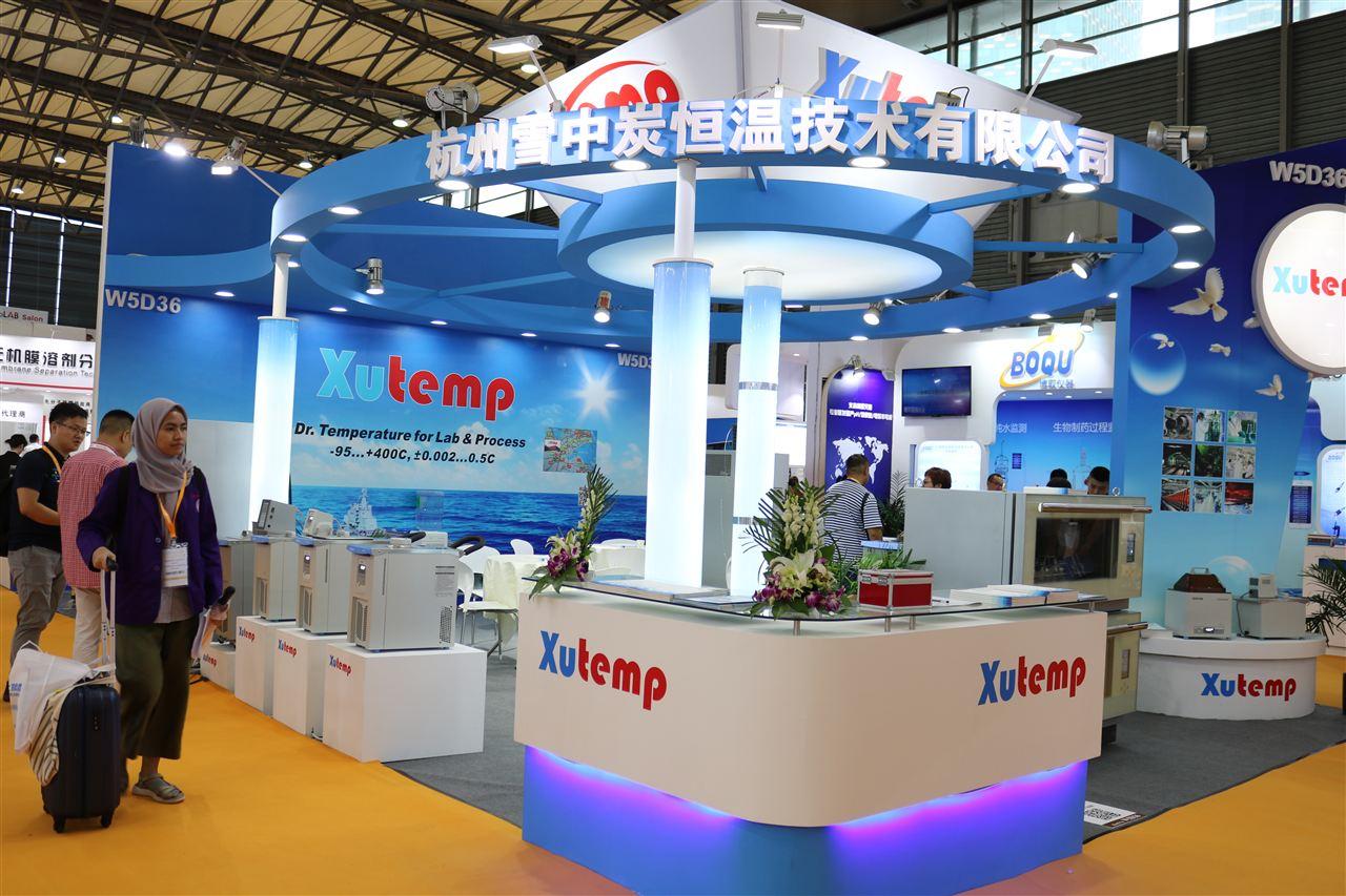专注实验室恒温仪器 雪中炭高调亮相LABWorld China 2019