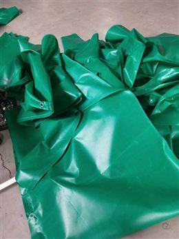 绿色阻燃防火苫布