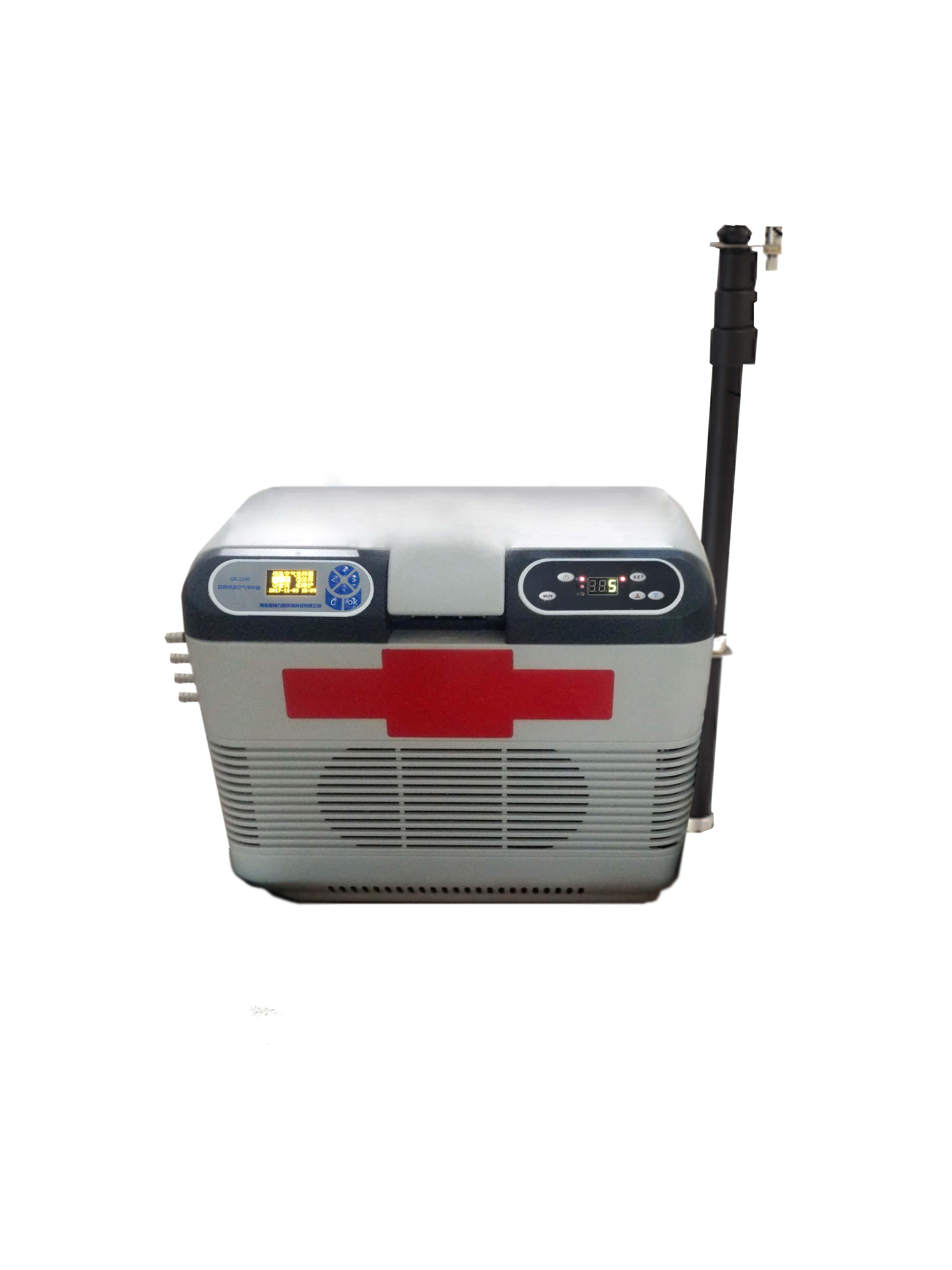 GR-1240型四路恒温空气采样器