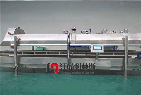 kls-150隧道式液氮速凍機