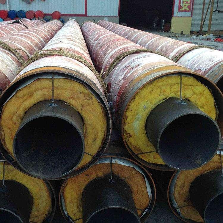 新式钢套钢保温钢管节能技术