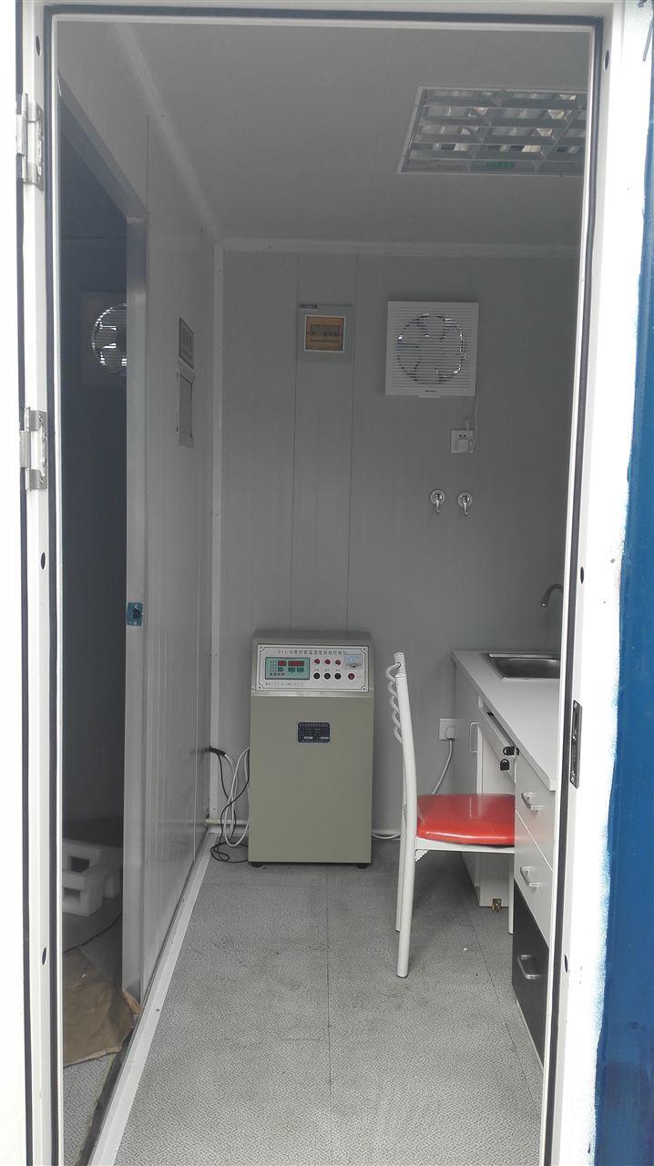 英德移动集装箱养护室多少钱一套