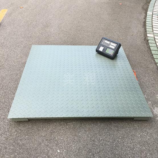 1.5*1.5米平台秤