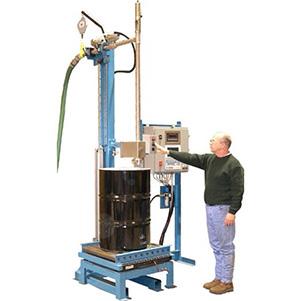 液体自动称重灌装机