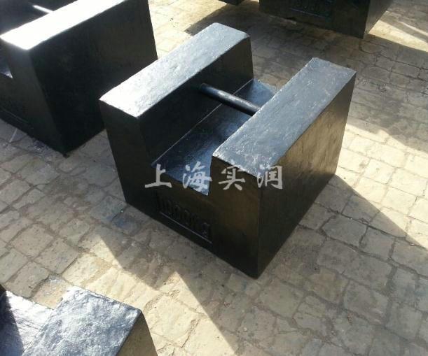 湖南1000公斤标准砝码