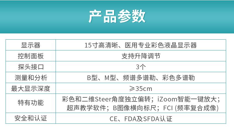 迈瑞DC-N2S彩超-迈瑞台式彩超参评参数
