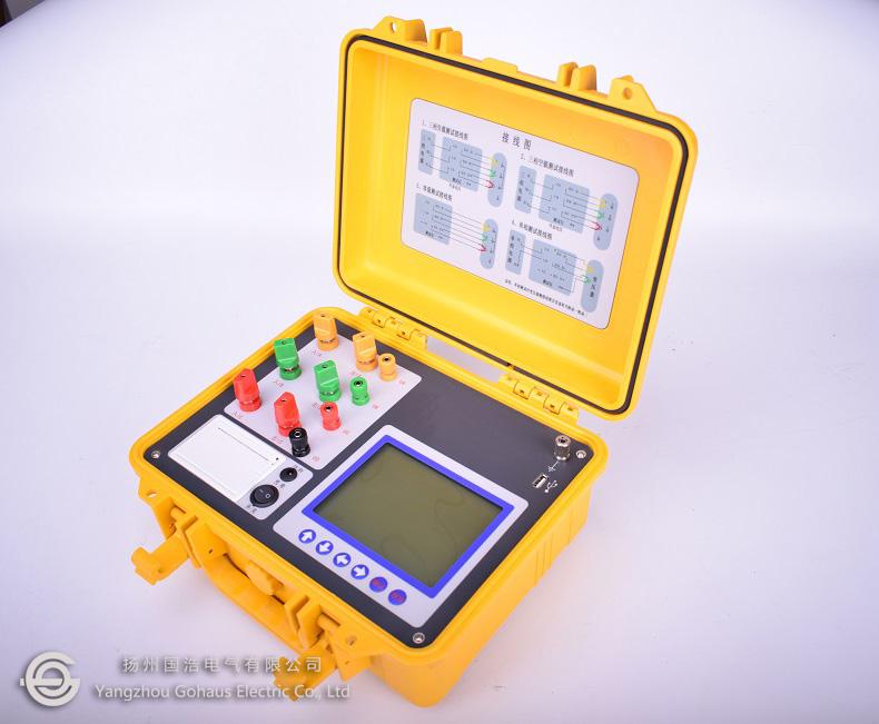 GHRL2000<strong>变压器容量特性测试仪</strong>实拍