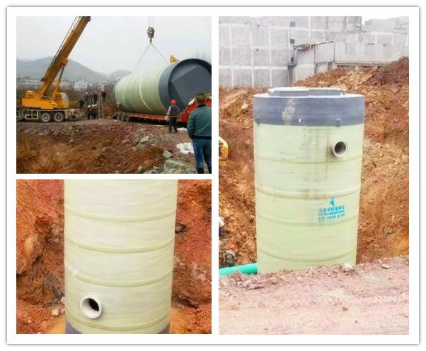 景德镇一体化预制泵站v泵站坯布桃皮绒斜纹图片