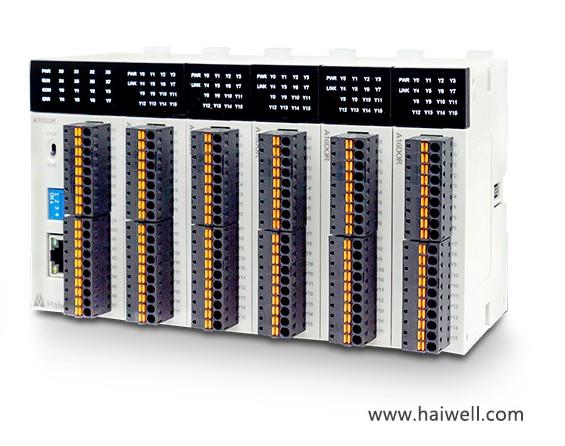 Haiwell海为卡片型PLC主机