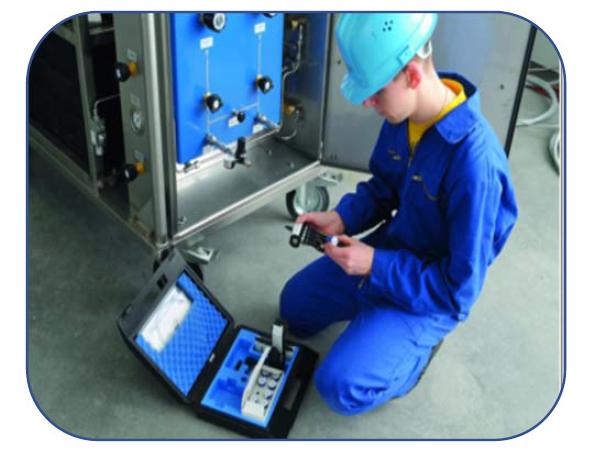 德尔格压缩空气质量检测仪alpha
