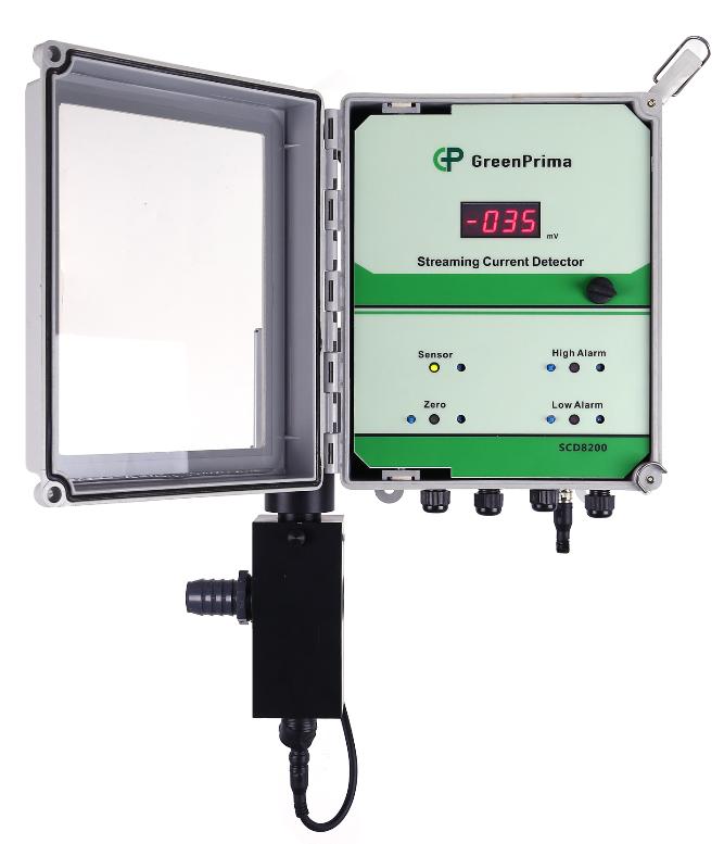 流动电流检测仪