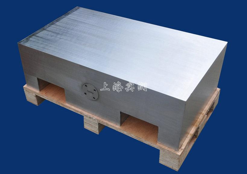 304不锈钢1000kg砝码