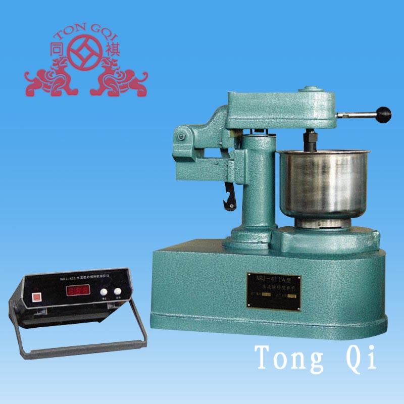 NRJ-411A水泥膠砂攪拌機维护与保养
