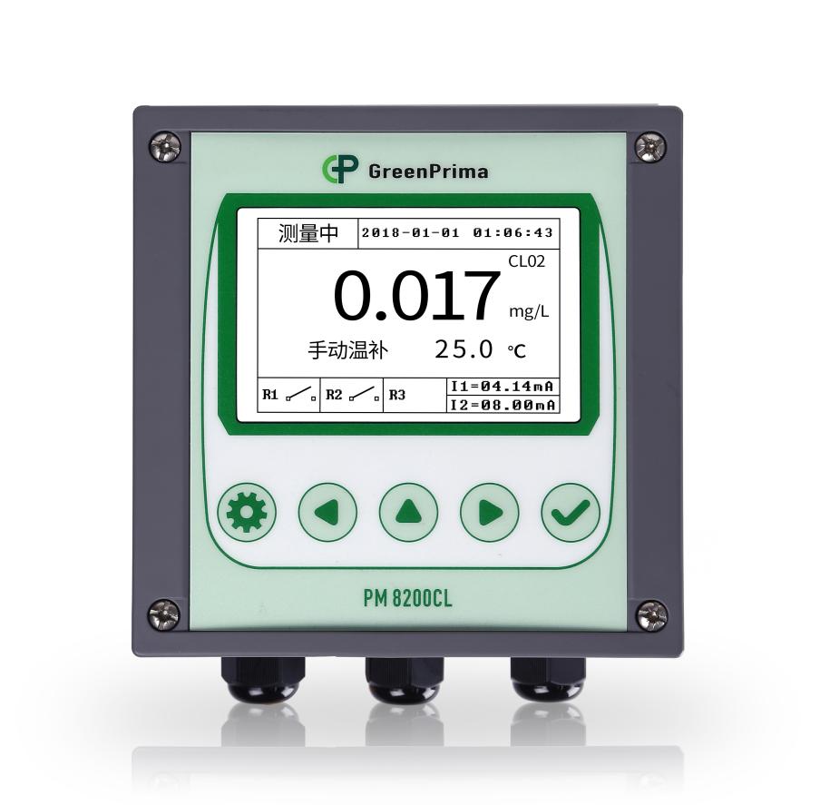 工业用水二氧化氯测量仪