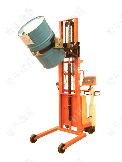 称重油桶车秤