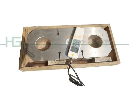 板环式上下线设定推拉测力仪