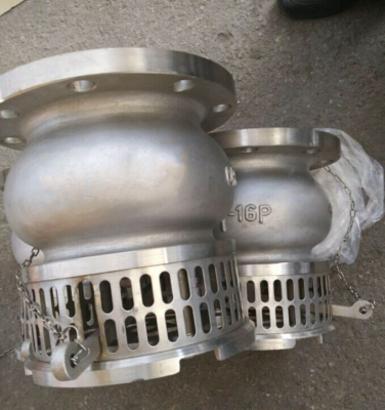 离心式水泵底阀