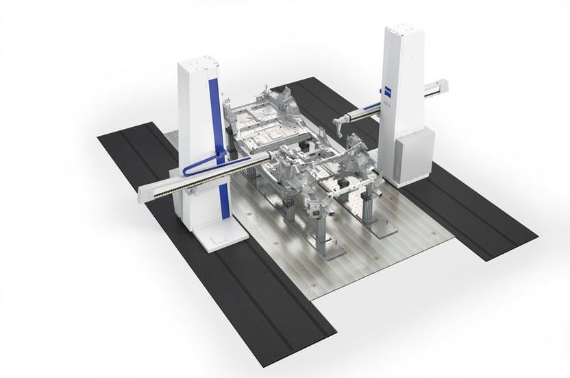 由于采用模块化设计,蔡司PRO适用于各种应用