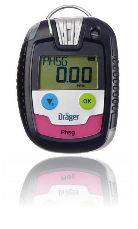 德尔格pac8000气体检测仪