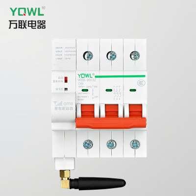 智能漏电保护断路器