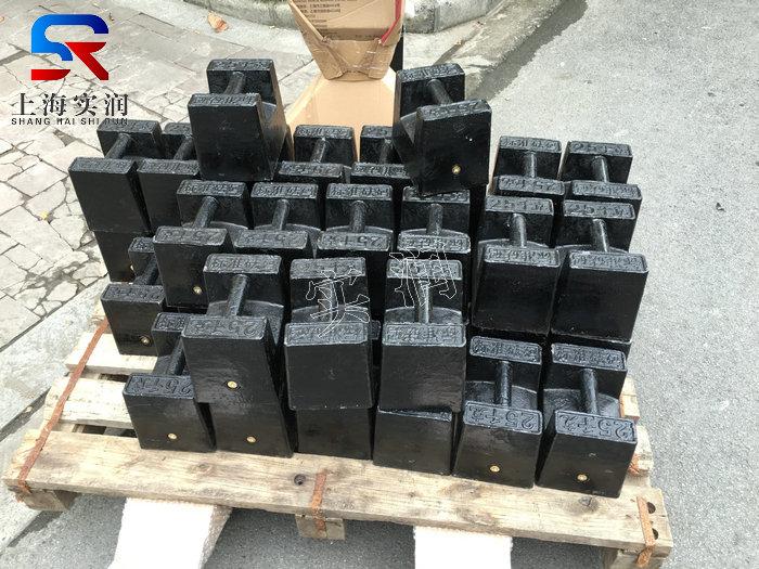 25公斤铸铁砝码