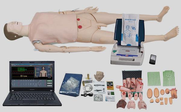 多功能心肺复苏模拟人