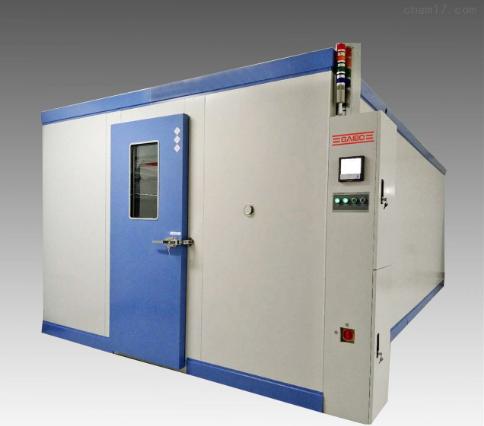 步入式药品稳定性试验箱