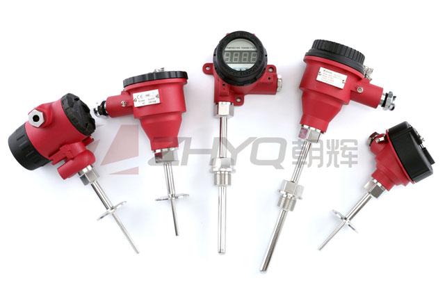工业温度热电偶传感器变送器