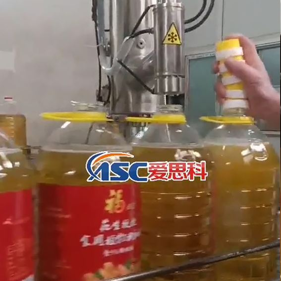 食用油充氮保鲜技术