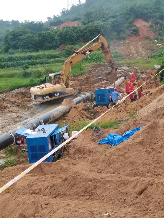 管道焊接技术之助力管网建设