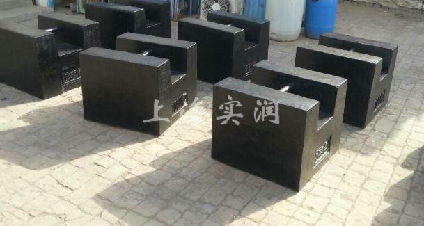 铸铁砝码1000kg