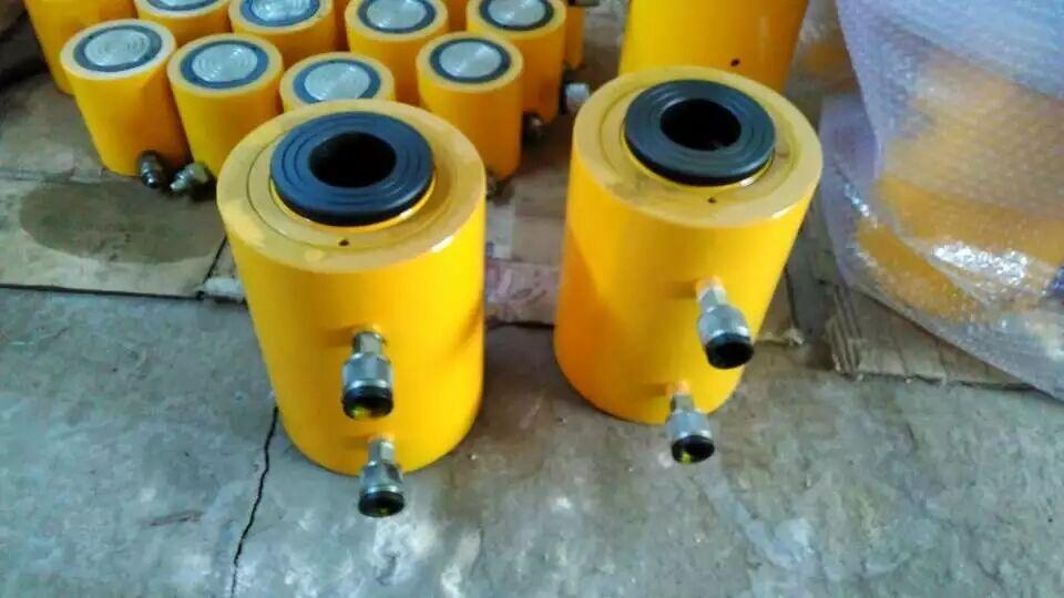 dyg100/100电动液压千斤顶在运行前需要进行清洗图片