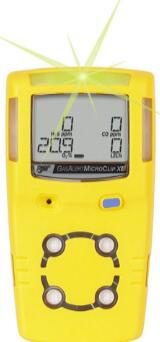 升级版黄色BW四合一检测仪