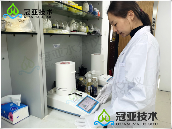外加剂固含量检测仪